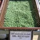 Drť zelená